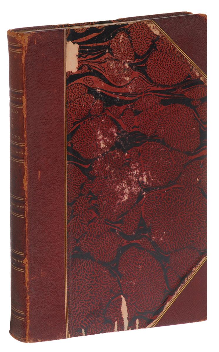 Le Roi dYs: Partition pour Chant and Piano0120710Париж, 1900 год. Au Menestrel Henri Heugel.Владельческий переплет, кожаный корешок и уголки. Сохранность хорошая. Сохранена оригинальная обложка. Трехсторонний золотой обрез. Предлагаем в вашему вниманию издание на французском языке LE ROI DYS: PARTITION POUR CHANT AND PIANO, которое содержит ноты и текст оперы. Издание не подлежит вывозу за пределы Российской Федерации.