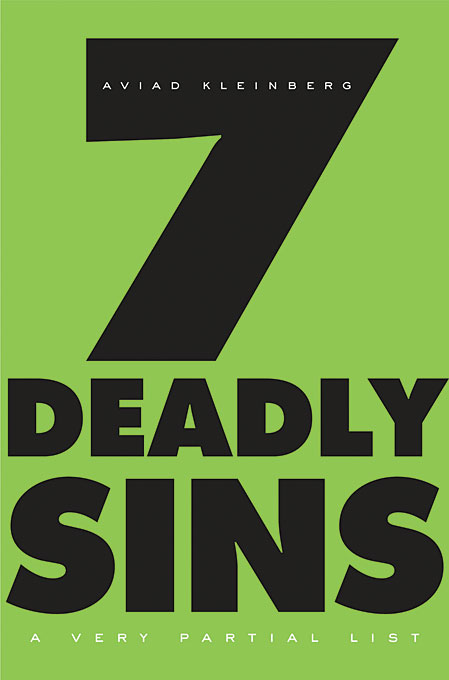 Seven Deadly Sins – A Very Partial List midnight sins