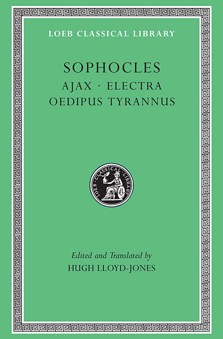 Ajax. Electra. Oedipus Tyrannus handbook of the exhibition of napier relics and of books instruments and devices for facilitating calculation