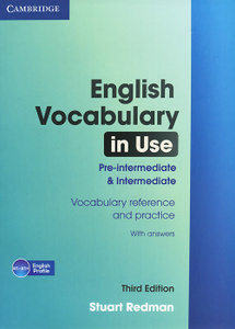 """English Vocabulary in Use: Pre-intermediate and Intermediate на OZON.ru"