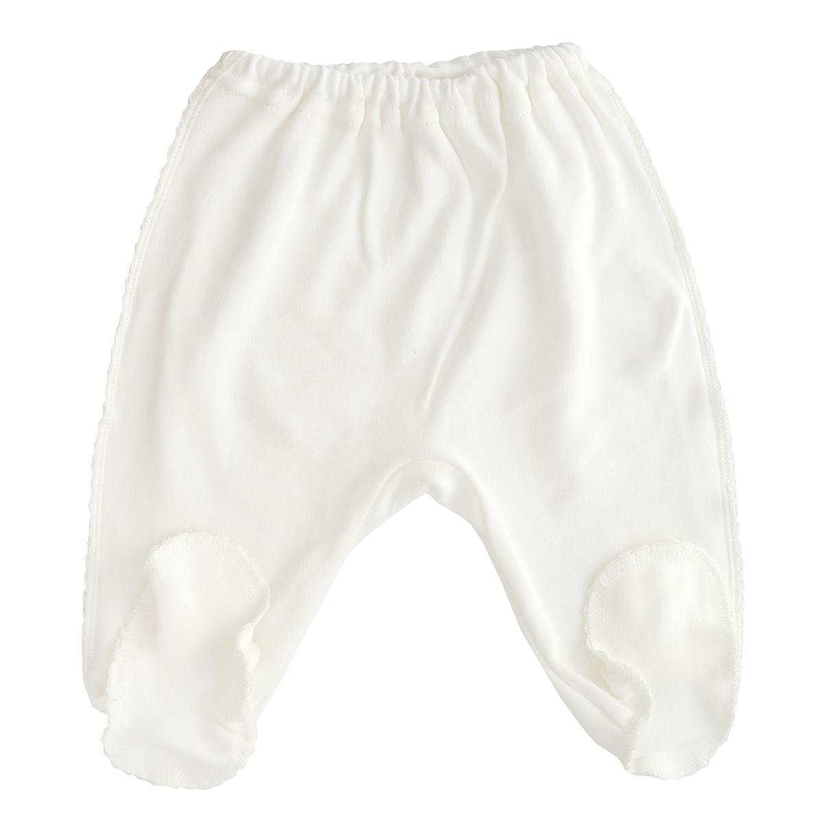 Ползунки Фреш стайл, цвет: экрю. 37-506н. Размер 6237-506нПолзунки с закрытыми ножками Фреш Стайл послужат идеальным дополнением к гардеробу малыша. Ползунки, изготовленные из интерлок-пенье - натурального хлопка, необычайно мягкие и легкие, не раздражают нежную кожу ребенка и хорошо вентилируются, а выполненные наружу швы приятны телу малыша и не препятствуют его движениям.Ползунки на резинке - очень удобный и практичный вид одежды для малышей, которые уже немного подросли.