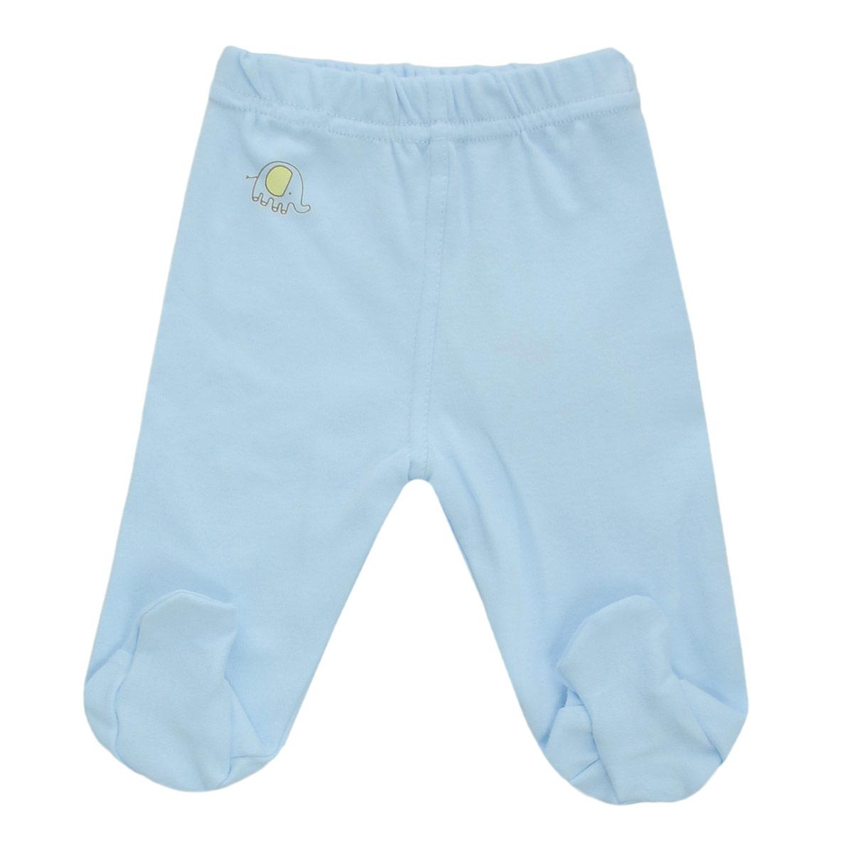Ползунки Клякса, цвет: голубой. 37-561. Размер 74, 9 месяцев37-561Ползунки для новорожденного Клякса послужат идеальным дополнением к гардеробу вашего младенца, обеспечивая ему наибольший комфорт.Модель, изготовленная из интерлока - натурального хлопка, необычайно мягкая и легкая, не раздражает нежную кожу ребенка и хорошо вентилируется, а эластичные швы приятны телу новорожденного и не препятствуют его движениям. Ползунки с закрытыми ножками благодаря мягкому эластичному поясу не сдавливают животик младенца и не сползают, идеально подходят для ношения с подгузником. Спереди изделие оформлено оригинальным принтом в виде небольшого изображения животного. Они полностью соответствуют особенностям жизни ребенка в ранний период, не стесняя и не ограничивая его в движениях. УВАЖАЕМЫЕ КЛИЕНТЫ! Обращаем ваше внимание на возможные незначительные изменения в дизайне: рисунок животного может отличатся от рисунка, изображенного на фотографии.