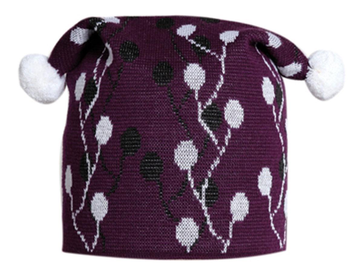Шапка женская SpeedLine Bimma, цвет: фуксия. 4506617200. Размер универсальный4506617200Женская модель шапки HUSKY Bimma выполнена из шерсти и акрила. Шапка хорошо сохраняет тепло, гигроскопична, мягкая и идеально прилегает к голове. Шерсть хорошо тянется и устойчива к сминанию, а в сочетании с акрилом обеспечивает меньшее сваливание, а также более удобную носку и прочность. Подкладка выполнена из поликолона, пропиленового волокна, которое не впитывает влагу и мгновенно выводит ее наружу. Шапка оформлена двумя небольшими помпонами.