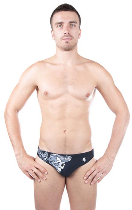 Плавки мужские MadWave Ghost, цвет: черный. M0213 03 7 Y1W. Размер XL (52)M0213 03Плавки мужские MadWave Ghost, изготовленные из нейлона с добавлением лайкры, позволяют коже дышать, быстро сохнут и сохраняют первоначальный вид и форму даже при длительном использовании.Плавки на талии регулируются при помощи шнурка. Сбоку рисунок. Плавки подходят как для занятий в бассейне, так и для пляжного отдыха.