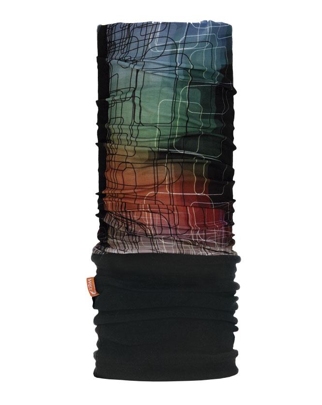 Бандана многофункциональная WdX PolarWind, цвет: Rainbow (2271). Размер универсальный25380768Многофункциональный головной убор WdX PolarWind - это очень современный предмет одежды, защитит вас от самого лютого мороза благодаря комбинации флиса и микрофибры. Его можно использовать как: шарф, шейный платок, бандану, повязку, ленту для волос, балаклаву, шапку. Подходит для занятий бегом, походов, скалолазания, езды на велосипеде, сноуборда, катания на лыжах, мотоциклах, игры в хоккей, а так же для повседневного использования.Сочетание ткани и флиса Pilhot из микроволокна гарантируют дополнительные тепло и комфорт, отведение влаги, быстрое высыхание, очень эластичны, принимают практически любую форму. Обладает антибактериальным эффектом.
