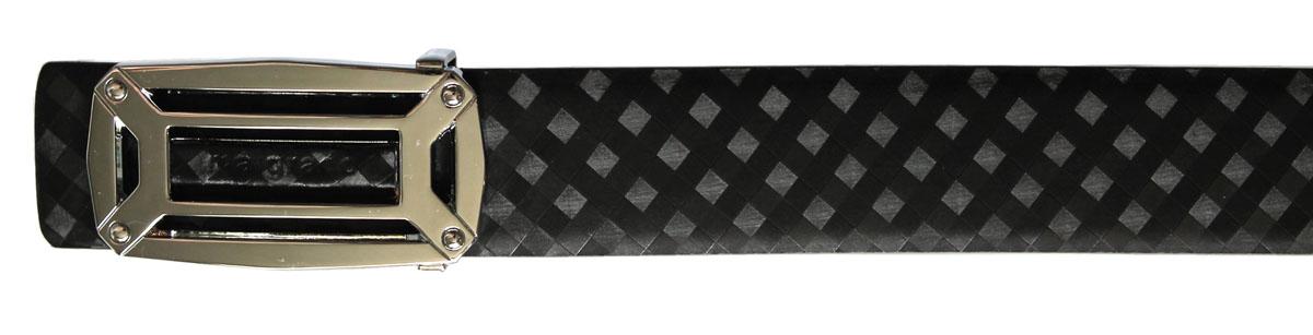 Ремень мужской Malgrado, цвет: черный. PGW60-218 Black. Размер 115PGW60-218Стильный мужской ремень станет удачным дополнением для тех, кто ценит качество и креатив. Ремень выполнен из толстой натуральной кожи. Изделие застегивается на массивную металлическую пряжку. Ремень - очень важная часть гардероба и к его выбору стоит относиться очень серьезно. Такой ремень дополнит ваш образ, стиль и статус.