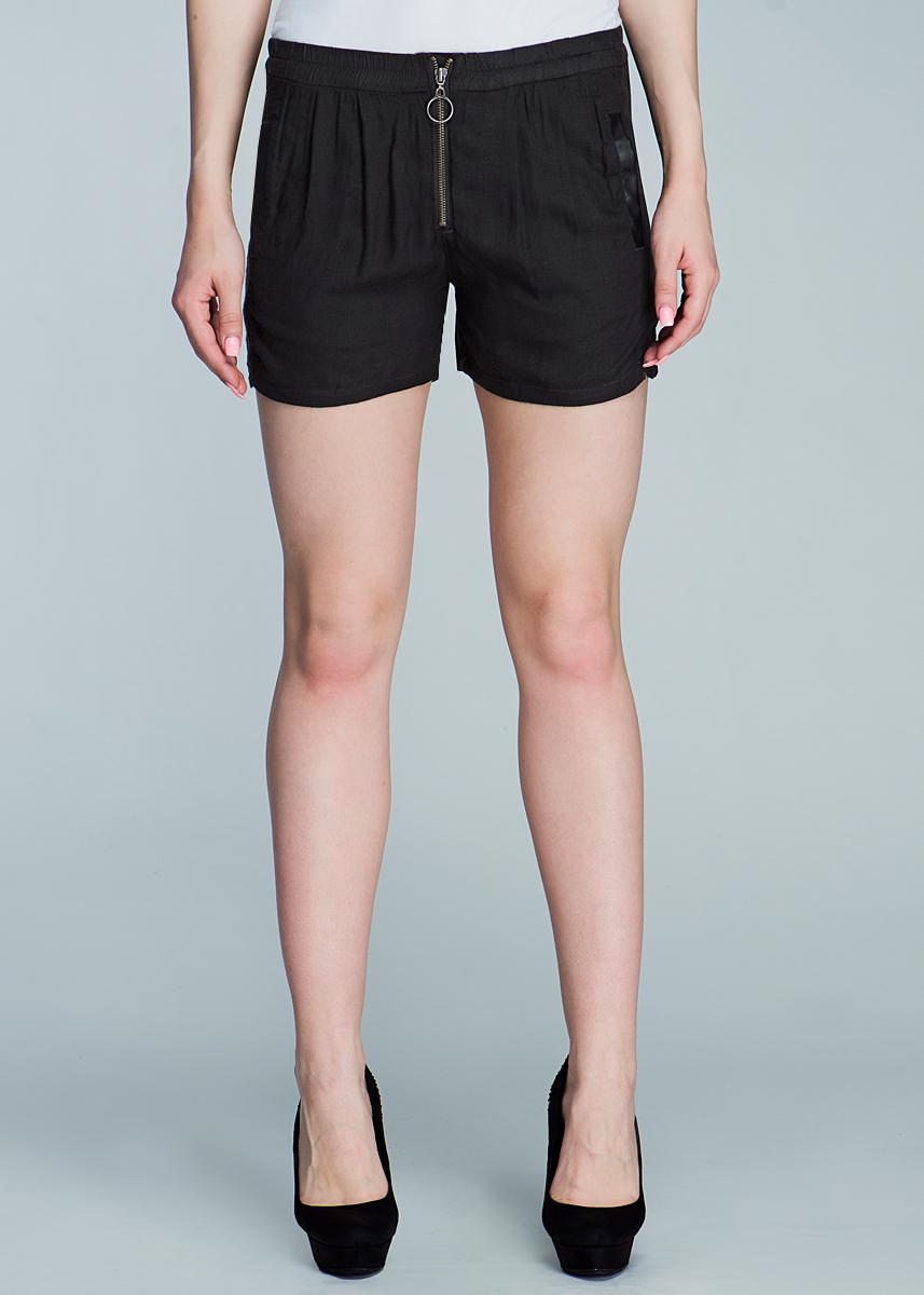 Шорты женские ICHI, цвет: темно-серый. 100821. Размер S (42/44)100821Стильные женские шорты ICHI созданы специально для того, чтобы подчеркивать достоинства вашей фигуры. Данная модель станет отличным дополнением к вашему современному образу. Застегиваются шорты на молнию и пуговицу. Спереди модель оформлены двумя втачными карманами, а сзади - двумя карманами «обманками». Эти модные и в тоже время комфортные шорты послужат отличным дополнением к вашему гардеробу. В них вы всегда будете чувствовать себя уютно и комфортно.
