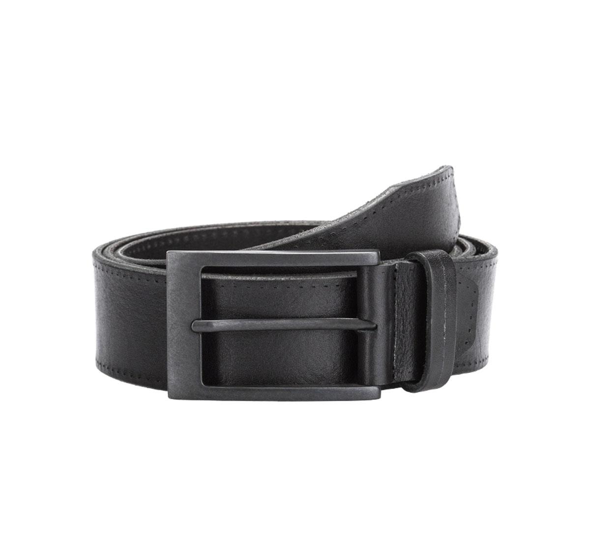 Ремень мужской Askent, цвет: черный. RM.5/125.MG. Размер 125