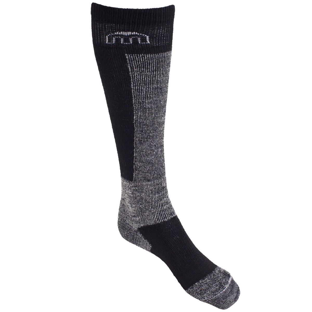 Носки горнолыжные Mico Ski, цвет: черный. 0250. Размер S (35-37)
