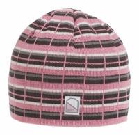 Шапка Husky Swip, цвет: розовый, черный. 4260714300. Размер универсальный4260714300Шапка Husky Swip выполнена из хлопка. Шапка из хлопка хорошо впитывает влагу, в силу чего ее приятно носить, она не электризуется и долго сохраняет цвет. Легкая тонкая шапка отлично подойдет на весну и осень.Шапка оформлена нашивкой с логотипом Husky.