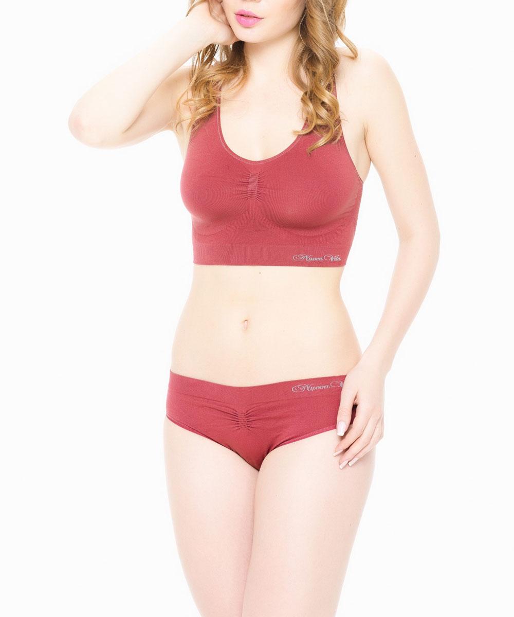 Майка-топ для беременных Nuova Vita, бесшовная, цвет: вишневый. 15470. Размер S (42/44)15470Бесшовный дородовой бюстгальтер для беременных Nuova Vita благодаря особой вязке разной плотности эффективно поддерживает грудь и создает максимальный комфорт на протяжении всей беременности.Бесшовная технология создает непревзойденное ощущение комфорта во время ношения. Мягкие нити микрофибры предотвращают раздражение кожи в чувствительных местах. Эластичная ткань белья идеально адаптируется к изменяющимся размерам груди, сохраняя свою форму и функцию. Грудь нежно поддерживается встроенными бесшовными элементами топа. Прекрасно подходит для занятий йоги, спорта во время и после беременности.Майка-топ выполнена по NANOtechnology из шелковисто-мягкой микрофибры, которая обеспечивает максимальный комфорт в течение всего дня. Ткань дышащая, влагоабсорбирующая (Quick-drying) и имеет антибактериальную защиту благодаря технологиям Silver+.