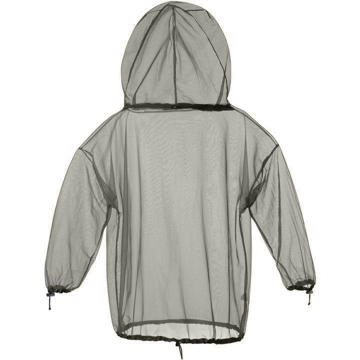 Куртка мужская для защиты от насекомых Coghlans, цвет: темно-зеленый. 0061. Размер XL (54/56)0057Мужская куртка Coghlans обеспечивает максимальную защиту от комаров и других летающих насекомых! Куртка выполнена из первоклассной мелкоячеистой сетки No-See-Um (100% полиэстер). Сетка отличается огнестойкостью, легкостью, долговечностью и хорошей вентиляцией (1150 ячеек на 2,5 см). Низ рукавов и низ модели дополнены специальными вставками, затягивающимися с помощью эластичных резинок на стопперах. Спереди предусмотрена пластиковая застежка-молния для быстрого доступа к лицу. Застежка-молния на шее, для быстрого доступа к лицу. Размеры приравнены к весу: M (до 91 кг), L (до 109 кг); XL (до 136 кг).