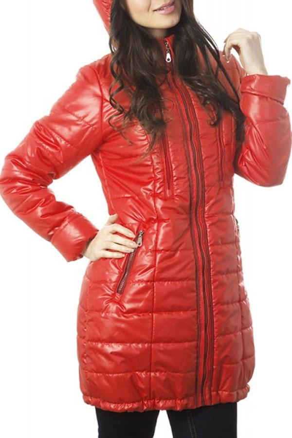 Слингокуртка Mums Era Челси, цвет: красный. 9442. Размер: L (50)9442Слингокуртка Челси легкая и комфортная - настоящая находка для активной слингомамы! В комплект входит: вставка для беременности, отдельная слинговставка с капюшоном для малыша.Без вставки куртка выглядит как самая обычная верхняя одежда. Капюшончик для ребенка оснащен кулисками для регулировки. Имеются незаметные прорези на молниях для ручек младенца. Модель дополнена кулисками на стопперах по низу и по линии талии. Куртка оснащена вместительными карманами и длинными регулирующимися рукавами с отворотом.Слингокуртка Челси будет самым удачным приобретением для активных мам, предпочитающих удобство и элегантность.Слинговставка для носки малыша не держит его самостоятельно!
