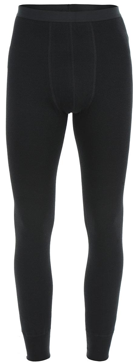 Термобелье кальсоны мужские Laplandic, цвет: черный. A50 P. Размер S (44)A50 PМужские кальсоны Laplandic предназначены для повседневной носки в холодную и очень холодную погоду. Особая технология плетения полотна Rashel обеспечивает максимальное сохранение тепла, делая вещь очень теплой и легкой. Внутренний слой полотна - с начесом, что обеспечивает мягкость, комфорт и дополнительную воздушную термоизолирующую прослойку. Плоские швы обеспечивают прочность изделия и создают дополнительный комфорт.Кальсоны на талии имеют широкую эластичную резинку. Низ штанин дополнен широкими трикотажными манжетами. Рекомендуемый температурный режим - от -20°С до -40°С.