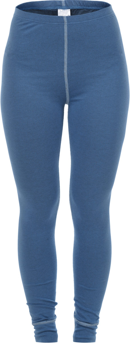 Термобелье леггинсы женские Verticale Sport Ruta Pants, цвет: голубой. Размер M (46/48)7695AСерия термобелья Sport специально разработана для любителей спорта на открытом воздухе. Термобелье этой серии быстро отводит влагу от тела, удерживая тепло вырабатываемое организмом при физических нагрузках. Верхний слой полотна выполнен из модернизированного вискозного волокна - модал, обладающего хорошими гигиеническими и теплозащитными свойствами. Нижний слой - полипропилен обеспечивает максимальный отвод влаги с поверхности тела, с ее последующей транспортировкой в другие слои одежды. Мягкое и нежное полотно не усаживается и не теряет упругости, обеспечивая комфортность в носке. А добавление эластичных нитей - спандекс в состав полотна повышают эластичность материала, делая его послушным и удобным для занятий спотом. Модель оснащена эластичной резинкой на поясе и в нижней части брючин. Ничто не будет стеснять ваших движений.