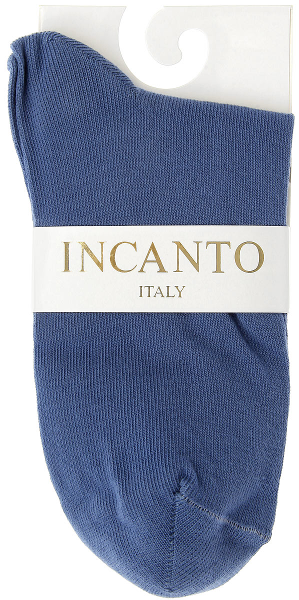 Носки женские Incanto Collant, цвет: джинсовый (Denim). IBD733003. Размер 2 (36/38)IBD733003_DenimЖенские носки Incanto Collant изготовлены из высококачественного сырья. Носки очень мягкие на ощупь, а резинка плотно облегает ногу, не сдавливая ее, благодаря чему вам будет комфортно и удобно.