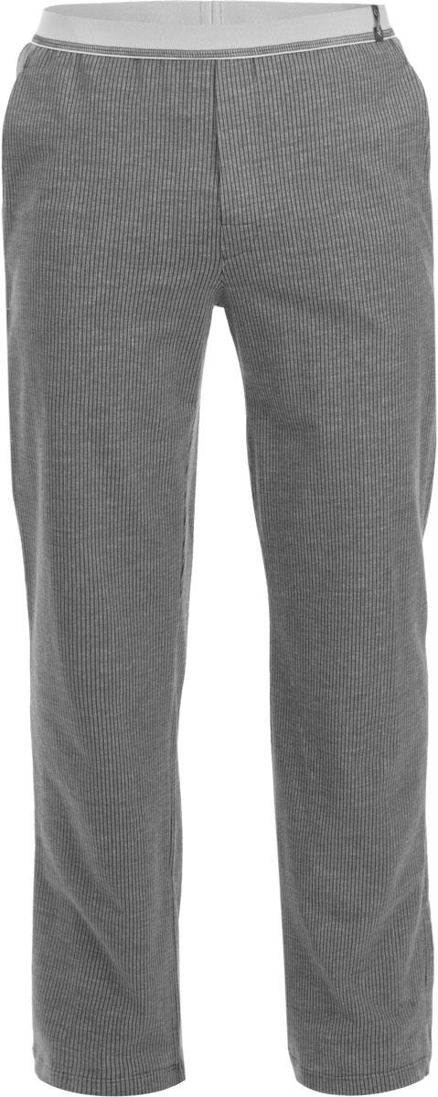 Брюки мужские Ardi, цвет: серый. R2541-97. Размер 50R2541-97Мужские домашние брюки Ardi, выполненные из высококачественного комбинированного материала, приятные на ощупь не сковывают движения. Модель прямого кроя с широкой резинкой на поясе. Спереди на поясе настрочена хлопковая тесьма с логотипом бренда. По бокам изделие дополнено двумя втачными карманами, сзади - двумя накладными. По низу изделия имеются широкие манжеты.