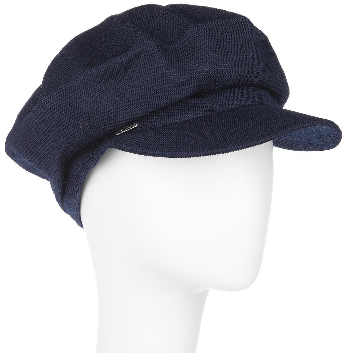 Кепка мужская Canoe Guten, цвет: темно-синий. 1961244. Размер 591961244Мужская кепка Canoe Guten дополнит ваш образ в прохладную погоду.Сочетание полиэстера и акрила обеспечивает удобную посадку. Модель в стиле 30-х годов. Имеет козырек - 5 см, закругленной формы. Такая кепка составит идеальный комплект с модной верхней одеждой, в ней вам будет уютно и тепло!