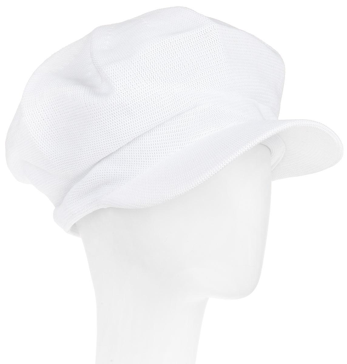 Кепка мужская Canoe Guten, цвет: белый. 1961240. Размер 591961240Мужская кепка Canoe Guten дополнит ваш образ в прохладную погоду.Сочетание полиэстера и акрила обеспечивает удобную посадку. Модель в стиле 30-х годов. Имеет козырек - 5 см, закругленной формы. Такая кепка составит идеальный комплект с модной верхней одеждой, в ней вам будет уютно и тепло!