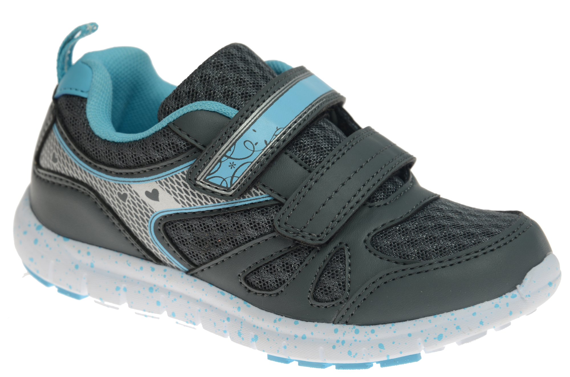 Кроссовки для мальчика Strobbs, цвет: серый. S1423-1. Размер 27S1423-1Стильные кроссовки для мальчика Strobbs отлично подойдут для активного отдыха и повседневной носки. Верх модели выполнен из дышащего текстиля со вставками из синтетической кожи. Удобные хлястики на липучке надежно зафиксируют модель на стопе. Особая форма подошвы из термопластичной резины обеспечит удобство при ходьбе.