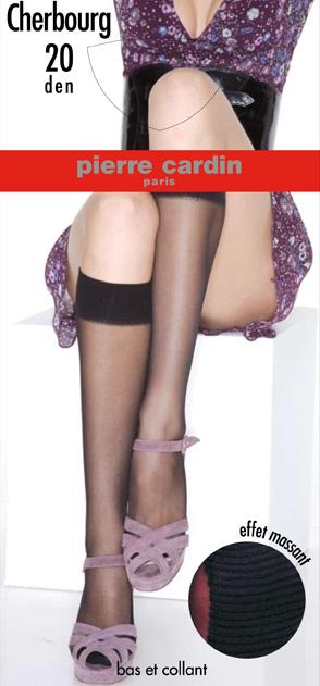 Гольфы женские Pierre Cardin Cr Cherbourg, цвет: Nero (черный). Размер 2 (42/44)Cr CherbourgСтильные классические гольфы Pierre Cardin Cr Cherbourg, изготовленные из эластичного полиамида, идеально дополнят ваш образ в прохладную погоду.Шелковистые гольфы легко тянутся, что делает их комфортными в носке. Гладкие и мягкие на ощупь, они имеют комфортные плоские швы и укрепленный прозрачный мысок. Модель дополнена массирующей стелькой. Идеальное облегание и комфорт гарантированы при каждом движении.Плотность: 20 den.