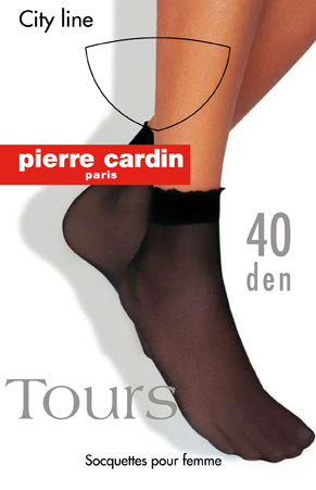 Носки женские Pierre Cardin Tours, цвет: Visone (телесный). Размер 35/41Cr ToursЖенские носки Pierre Cardin изготовлены из полиамида с добавлением эластана, что обеспечивают великолепную посадку. Носочки эластичные, с укрепленным прозрачным мыском. Широкая резинка плотно облегает ногу, не сдавливая ее, обеспечивая комфорт и удобство.