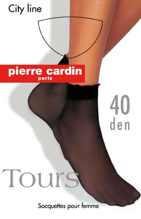 Носки женские Pierre Cardin Tours, цвет: Nero (черный). Размер 35/41Cr ToursЖенские носки Pierre Cardin изготовлены из полиамида с добавлением эластана, что обеспечивают великолепную посадку. Носочки эластичные, с укрепленным прозрачным мыском. Широкая резинка плотно облегает ногу, не сдавливая ее, обеспечивая комфорт и удобство.