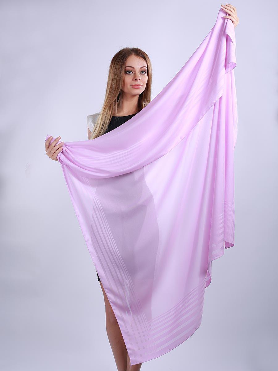 Платок женский Venera, цвет: сиреневый. 3902527-10. Размер 140 см х 140 см3902527-10Яркий и стильный женский платок Venera изготовлен из легкого и нежного полиэстера, не оставит равнодушной ни одну настоящую модницу. Большой размер изделия позволяет повязать его множеством разных и стильных вариантов. Такой чудесный аксессуар будет гармонично смотреться и с рваными джинсами, и со строгим костюмом, и даже с вечерним нарядом.Платок Venera превосходно дополнит любой наряд и подчеркнет ваш неповторимый вкус и элегантность.