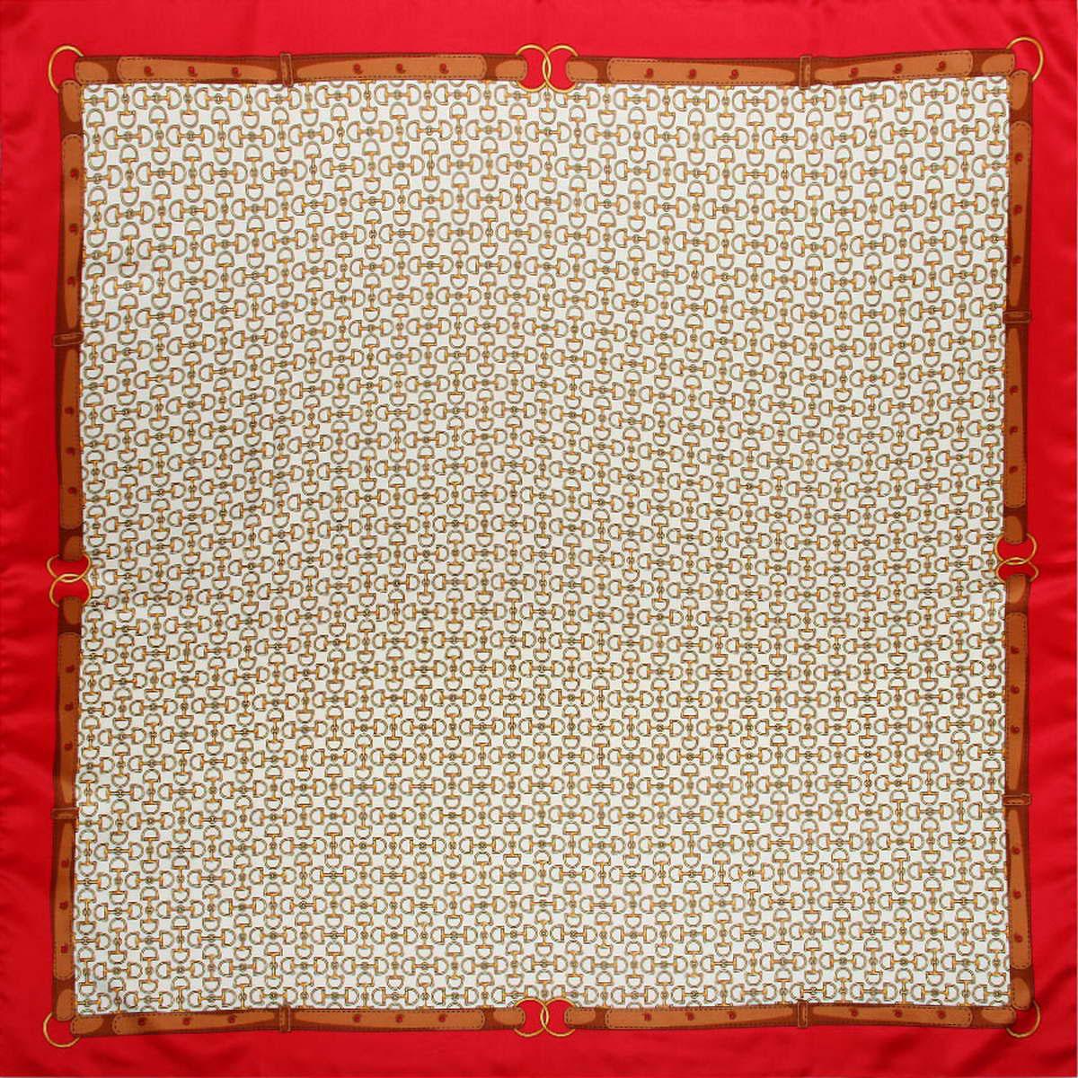 Платок женский Venera, цвет: красный, бежевый. 3914683-1. Размер 90 см х 90 см3914683-1Стильный женский платок Venera станет великолепным завершением любого наряда. Платок изготовлен из полиэстера. Анималистический принт добавляет нотку экзотичности в образ, а рисунок ремешков завораживает оригинальностью.Классическая квадратная форма позволяет носить платок на шее, украшать им прическу или декорировать сумочку. Легкий и приятный на ощупь платок поможет вам создать изысканный женственный образ. Такой платок превосходно дополнит любой наряд и подчеркнет ваш неповторимый вкус и элегантность.