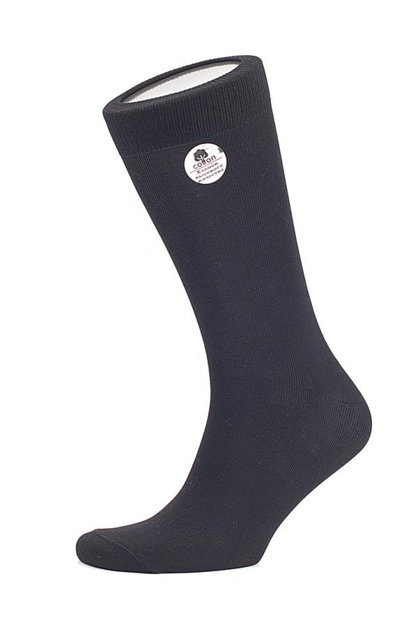 Носки мужские Uomo Fiero, цвет: черный. MS054. Размер 27 (41/43)MS054Мужские носки Uomo Fiero изготовлены из высококачественного хлопка с добавлением полиамида. Удлиненные носки дополнены эластичной резинкой, которая надежно фиксирует носки на ноге.