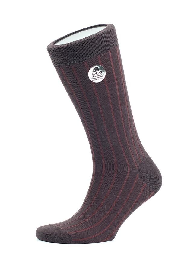 Носки мужские Uomo Fiero, цвет: серый. MS055. Размер 29 (43/45)MS055Мужские носки Uomo Fiero превосходного качества, изготовленные из высококачественного комбинированного материала, очень мягкие и приятные на ощупь, позволяют коже дышать. Эластичная резинка плотно облегает ногу, не сдавливая ее, обеспечивая комфорт и удобство. Носки обладают повышенной прочностью, не подвержены усадке. Модель с удлиненным паголенком.Идеальное сочетание практичности, комфорта и элегантности!