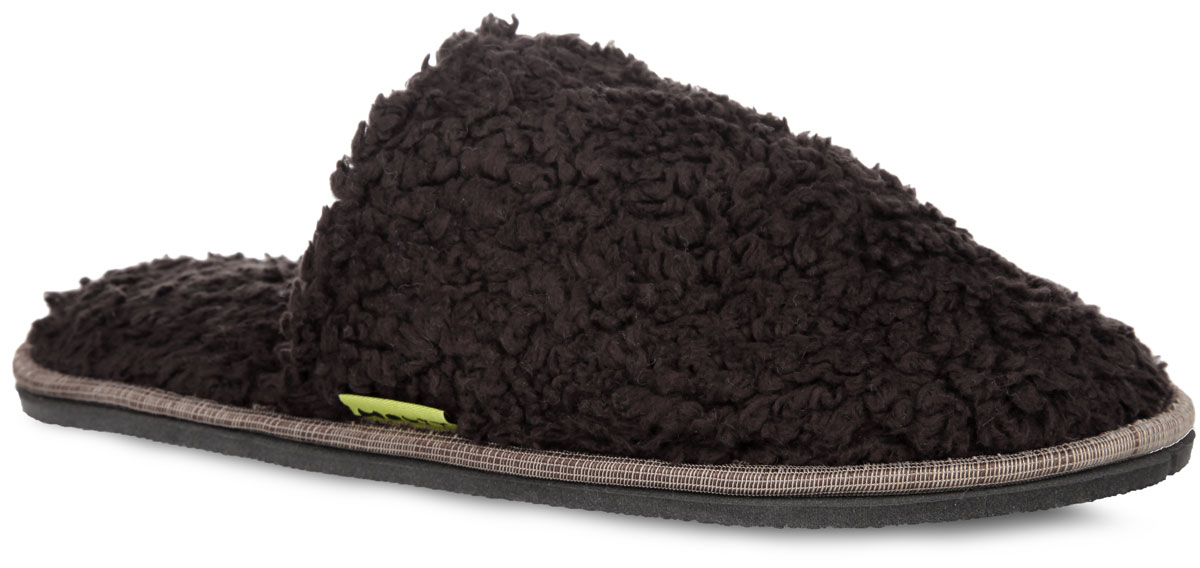 Тапки мужские Holty Вдохновение, цвет: темно-коричневый. 030321-0900.49.2/эч. Размер 42030321-0900.49.2/эчМужские тапки Вдохновение от Holty выполнены из натурального ворсистого хлопка и дополнены с одной из боковых сторон текстильным ярлычком с названием бренда, по ранту - оригинальным узором. Внутренняя часть и стелька также изготовлены из мягкого ворсистого хлопка. Тапки идеально подойдут для ношения в помещениях с любыми типами полов. Рельефная подошва, выполненная из ЭВА, обеспечивает сцепление с любой поверхностью. Материал ЭВА не пропускает и не впитывает воду. Легкие и удобные тапки подарят чувство уюта и комфорта.