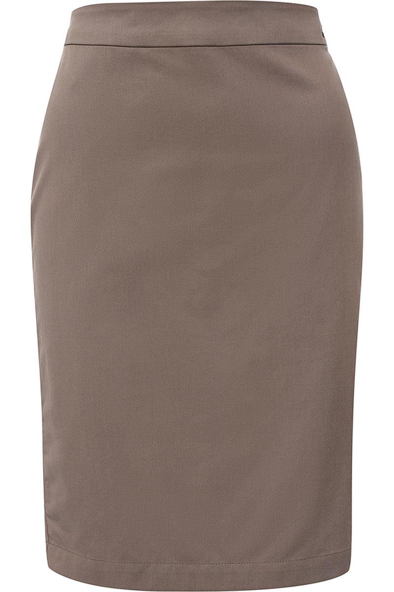 Юбка Finn Flare, цвет: коричневый. S16-11009. Размер XXL (52)S16-11009Эффектная юбка Finn Flare выполнена из хлопка с добавлением вискозы, она обеспечит вам комфорт и удобство при носке.Юбка застегивается на застежку-молнию сзади, пришивной пояс украшен небольшим металлическим лейблом с логотипом производителя. Модная юбка-миди выгодно освежит и разнообразит ваш гардероб. Создайте женственный образ и подчеркните свою яркую индивидуальность! Классический фасон и оригинальное оформление этой юбки сделают ваш образ непревзойденным.