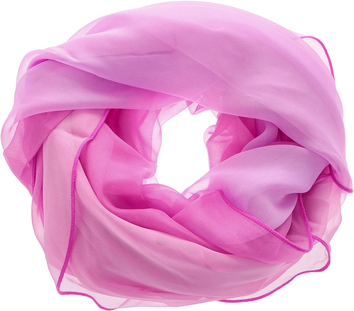 Палантин женский Sophie Ramage, цвет: розовый, сиреневый. HL-11516-9. Размер 100 см х 190 смHL-11516-9Элегантный палантин Sophie Ramage согреет вас в непогоду и станет достойным завершением вашего образа.Палантин изготовлен из шелка с добавлением полиэстера. Легкий и приятный на ощупь палантин классического кроя выполнен в лаконичном стиле. Палантин красиво драпируется, он превосходно дополнит любой наряд и подчеркнет ваш изысканный вкус.Легкий и изящный палантин привнесет в ваш образ утонченность и шарм.