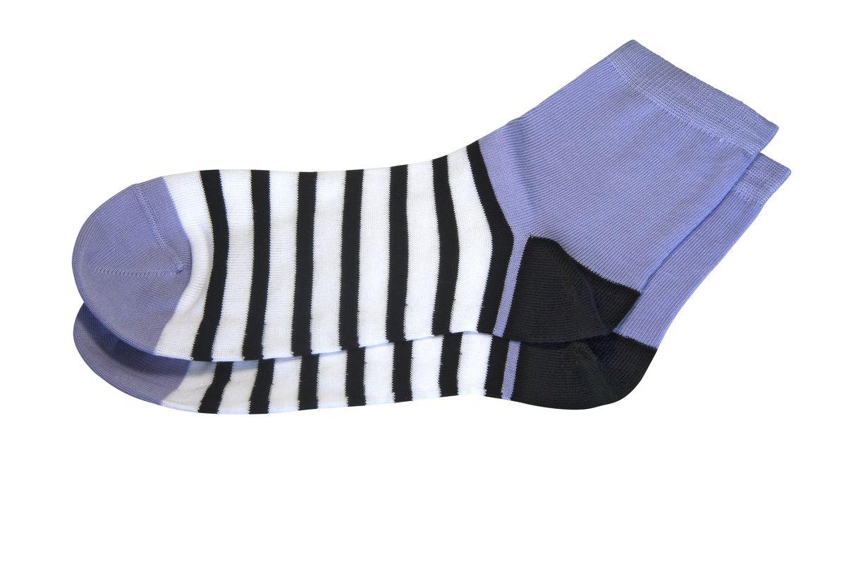 Носки женские Askomi Casual, цвет: сиреневый. AG-2000. Размер 25 (39-41)AG-2000Женские носки Askomi для повседневной носки выполнены из хлопка soft с добавлением полиамида, что является оптимальным сочетанием волокон. Двойной борт для плотной фиксации не пережимает сосуды. Кеттельный шов не ощутим для ноги. Цветная полоска выгодно дополнит ваш образ.