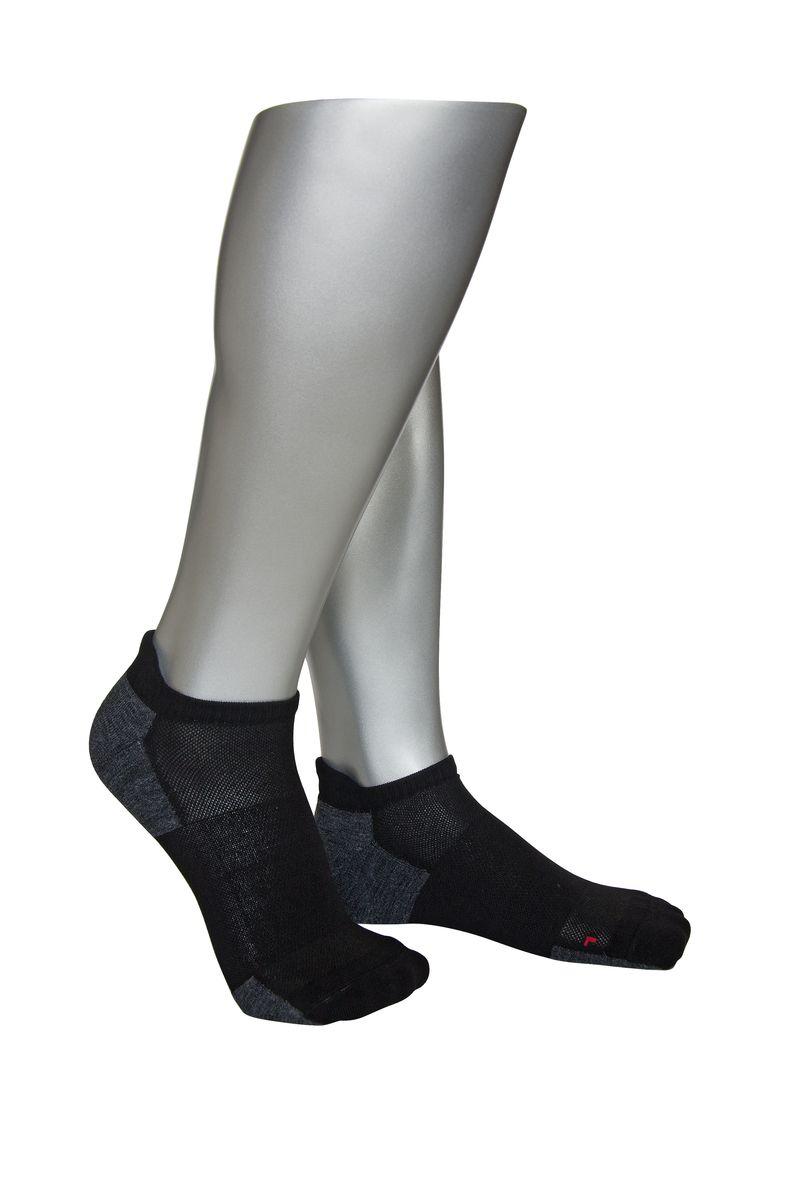 Носки мужские Askomi Sport, цвет: серый, черный. АМ-4020_8101/2304. Размер 29 (43-44)АМ-4020_8101/2304Мужские укороченные носки Askomi Sport выполнены из высококачественного материала, сочетающего хлопок и функциональные волокна. Идеальны для занятий спортом. Анатомическая форма носка для левой и правой ноги. Усиленные плюшем зоны повышенных нагрузок. Разряженные зоны для дополнительной циркуляции воздуха.