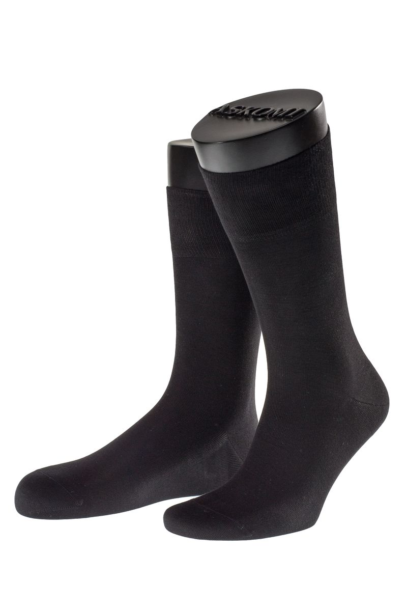 Носки мужские Askomi Classic, цвет: черный. АМ-7500_8101. Размер 29 (43-44)АМ-7500_8101Мужские носки Askomi Classic для повседневной носки выполнены из бамбука с добавлением полиамида. Бамбуковое волокно обладает высокой прочностью, антибактериальным и теплоизолирующим свойством. Двойной борт для плотной фиксации не пережимает сосуды. Носок и пятка укреплены, что значительно увеличивает износостойкость носков. Кеттельный шов не ощутим для ноги.