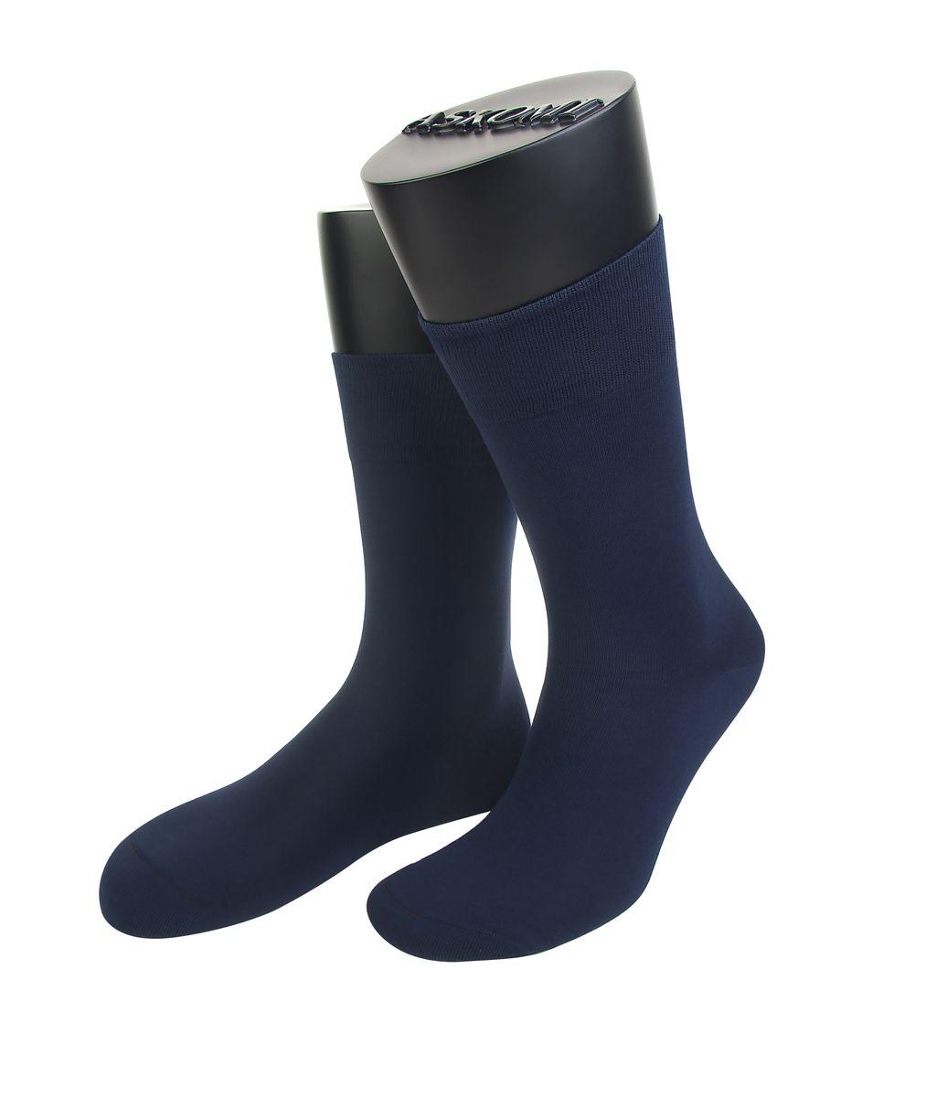 Носки мужские Askomi Classic, цвет: темно-синий. АМ-7500_2404. Размер 25 (39-40)АМ-7500_2404Мужские носки Askomi Classic для повседневной носки выполнены из бамбука с добавлением полиамида. Бамбуковое волокно обладает высокой прочностью, антибактериальным и теплоизолирующим свойством. Двойной борт для плотной фиксации не пережимает сосуды. Носок и пятка укреплены, что значительно увеличивает износостойкость носков. Кеттельный шов не ощутим для ноги.