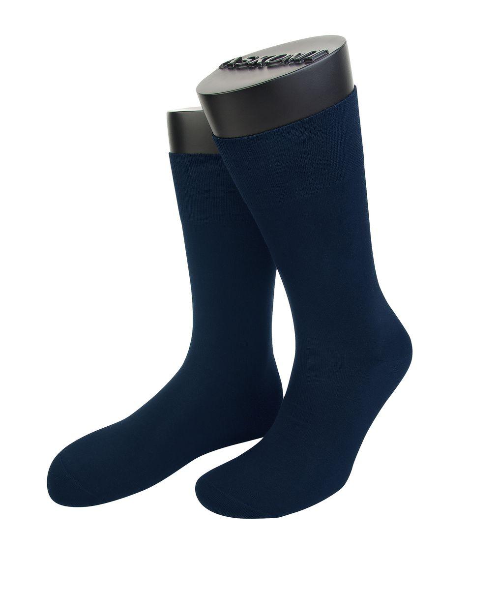 Носки мужские Askomi Classic, цвет: темно-синий. АМ-7900_2404. Размер 25 (39-40)АМ-7900_2404Мужские носки Askomi Classic для повседневной носки выполнены из хлопка Pima с добавлением полиамида. Хлопок Pima (перуанский) выращен в специальных климатических условиях. Его отличает длинное тонкое волокно, он характеризуется высокой прочностью и шелковистью на ощупь. Носок и пятка укреплены, что значительно увеличивает износостойкость носков. Двойной борт для плотной фиксации не пережимает сосуды. Кеттельный шов не ощутим для ноги.