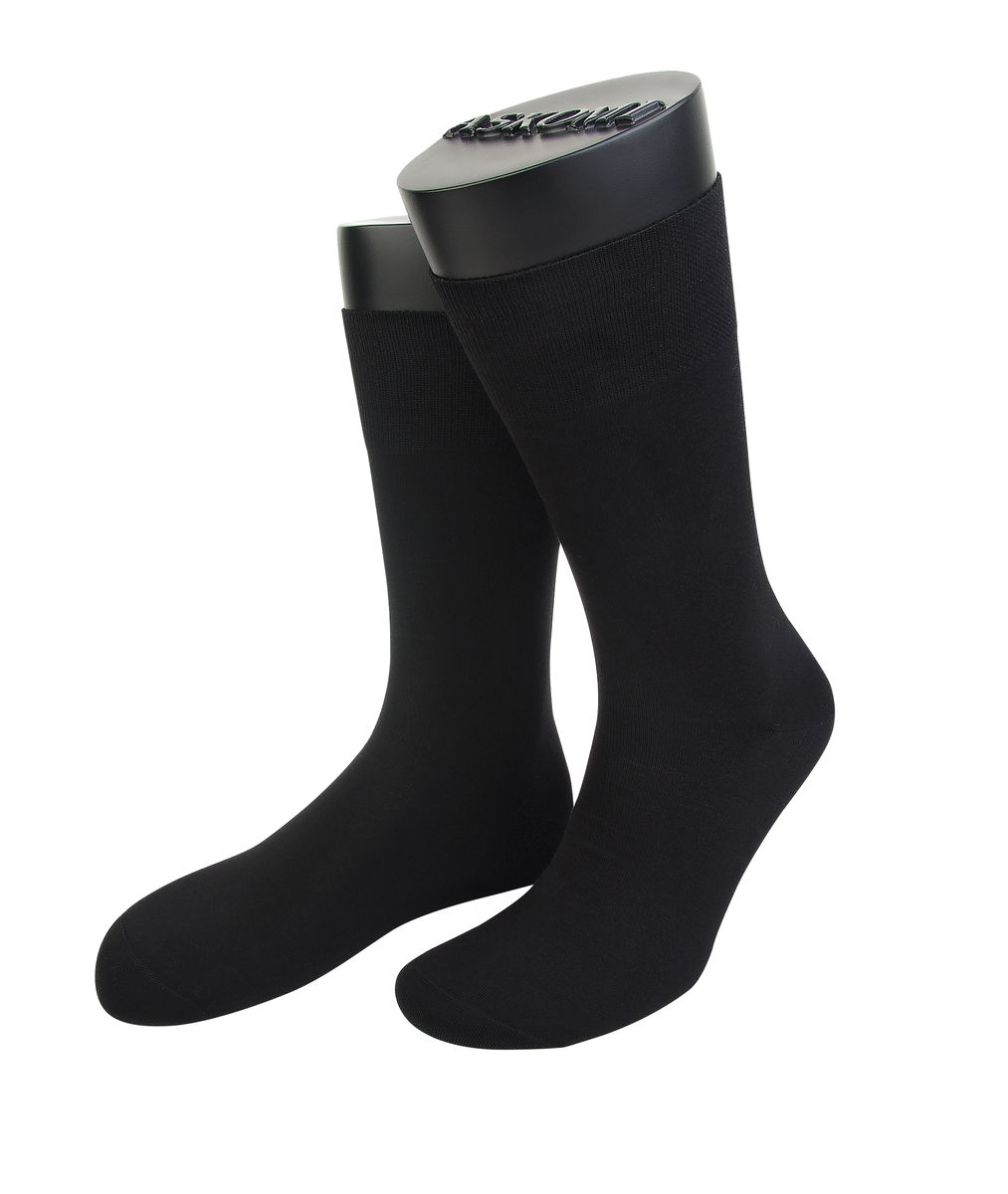 Носки мужские Askomi Classic, цвет: черный. АМ-7900_8101. Размер 29 (43-44)АМ-7900_8101Мужские носки Askomi Classic для повседневной носки выполнены из хлопка Pima с добавлением полиамида. Хлопок Pima (перуанский) выращен в специальных климатических условиях. Его отличает длинное тонкое волокно, он характеризуется высокой прочностью и шелковистью на ощупь. Носок и пятка укреплены, что значительно увеличивает износостойкость носков. Двойной борт для плотной фиксации не пережимает сосуды. Кеттельный шов не ощутим для ноги.