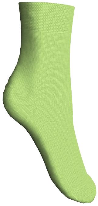 Носки детские Master Socks Sunny Kids, цвет: салатовый. 82600. Размер 882600Удобные носки Master Socks, изготовленные из высококачественного комбинированного материала, очень мягкие и приятные на ощупь, позволяют коже дышать.Эластичная резинка плотно облегает ногу, не сдавливая ее, обеспечивая комфорт и удобство.Удобные и комфортные носки великолепно подойдут к любой вашей обуви.