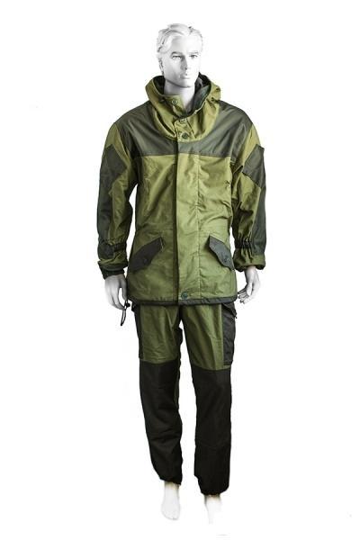 Костюм мужской демисезонный Стоик Горка, цвет: хаки. 55776. Размер 56/58-170/176 - Туристическая одежда