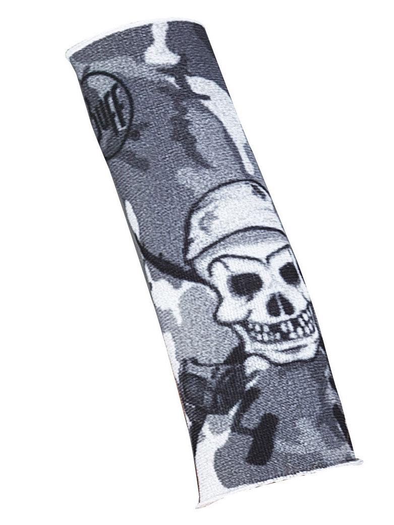 Напальчник рыболовный Buff Pro Series Finger Guards Toothy Grey, цвет: серый. 111720.937.10.00. Размер универсальный
