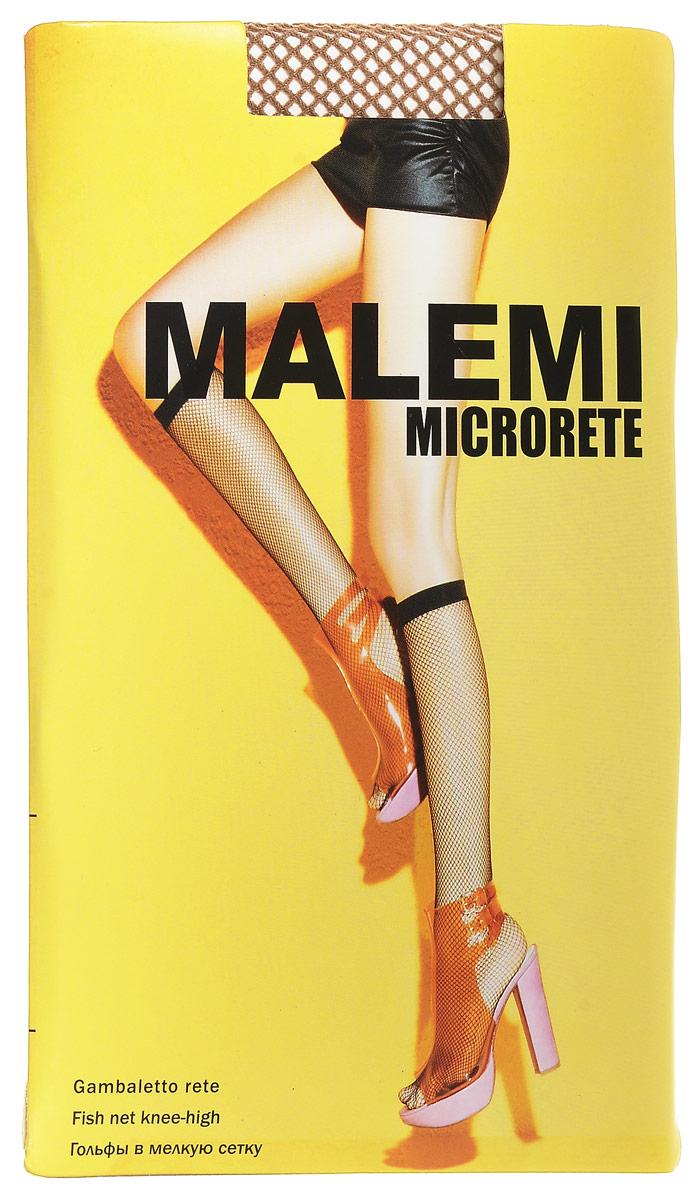 Гольфы женские Malemi Microrete, цвет: Melon (телесный). 9068. Размер универсальныйMicroreteСтильные гольфы Malemi Microrete, изготовленные из эластичного полиамида, идеально дополнят ваш образ в прохладную погоду.Шелковистые тонкие гольфы в мелкую сетку легко тянутся, что делает их комфортными в носке. Гладкие и мягкие на ощупь, они имеют комфортную мягкую резинку. Идеальное облегание и комфорт гарантированы при каждом движении.
