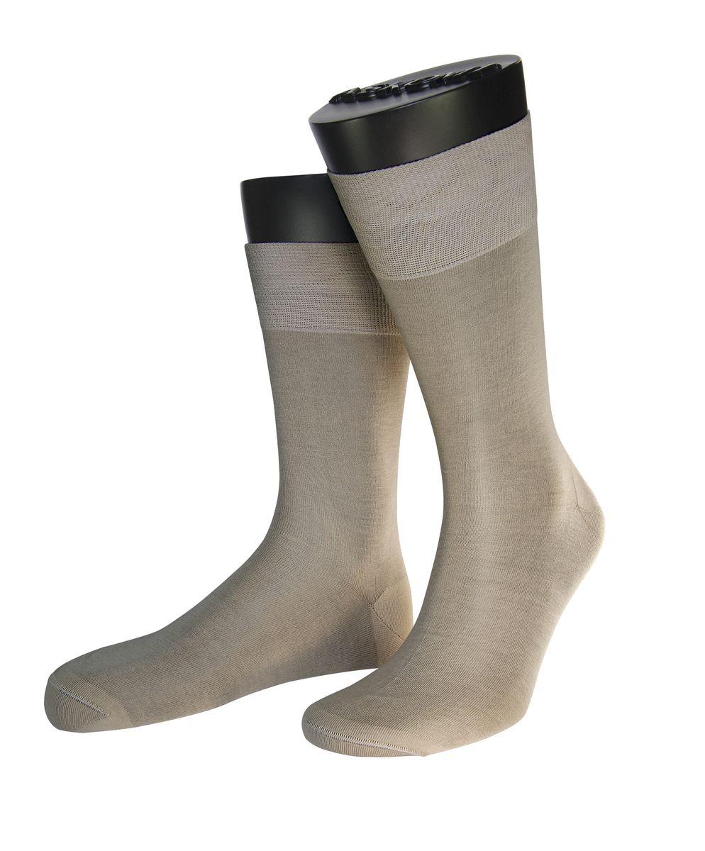 Носки мужские Askomi Classic, цвет: бежевый. АМ-7920. Размер 27 (41/42)АМ-7920Мужские носки Askomi Classic для повседневной носки выполнены из мерсеризованного хлопка Pima. Такой материал обладает высокой прочностью, цветоустойчивостью, мягкостью. Двойной борт для плотной фиксации не пережимает сосуды. Кеттельный шов не ощутим для ноги.
