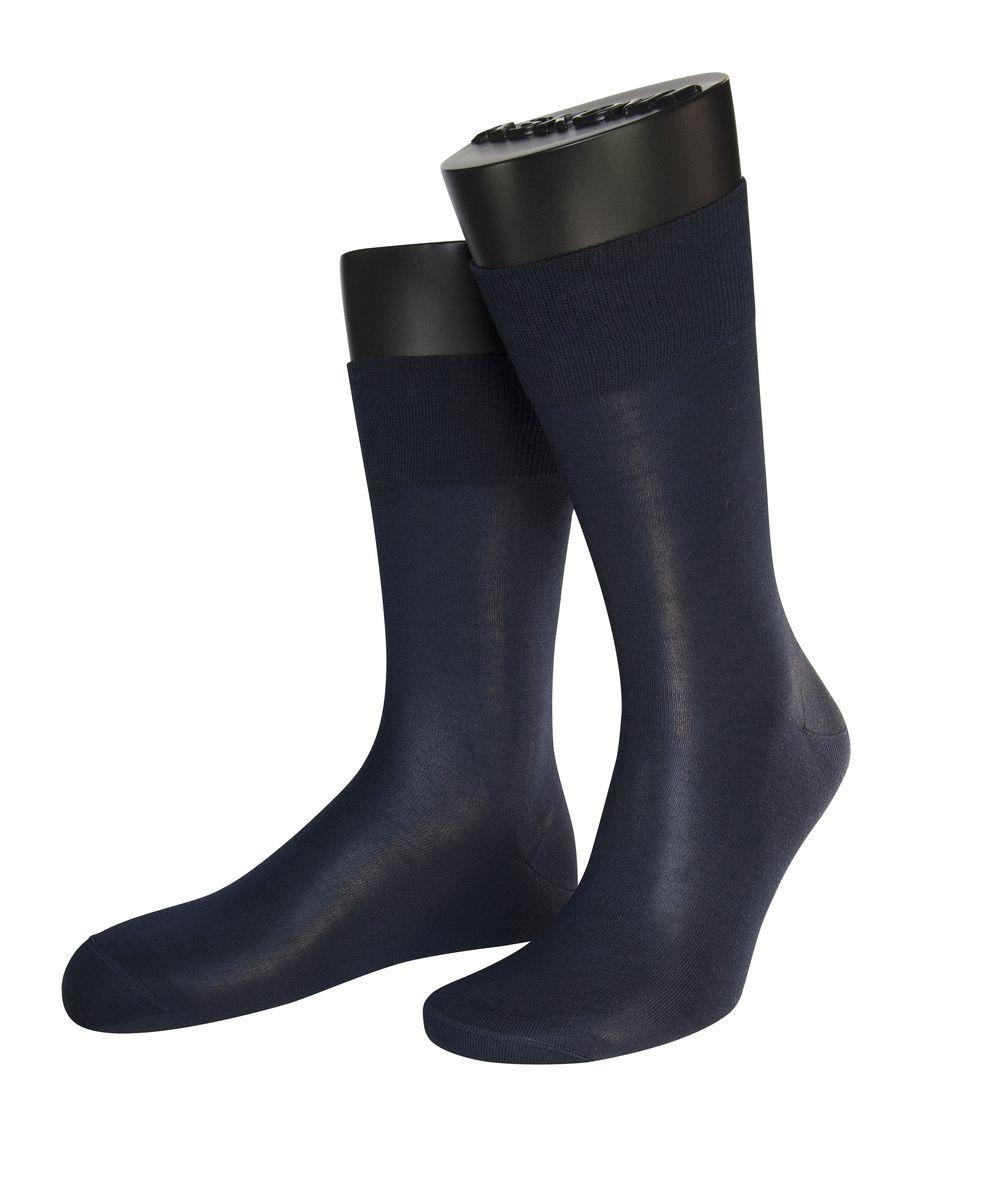 Носки мужские Askomi Classic, цвет: темно-синий. АМ-7920. Размер 25 (39/40)АМ-7920Мужские носки Askomi Classic для повседневной носки выполнены из мерсеризованного хлопка Pima. Такой материал обладает высокой прочностью, цветоустойчивостью, мягкостью. Двойной борт для плотной фиксации не пережимает сосуды. Кеттельный шов не ощутим для ноги.