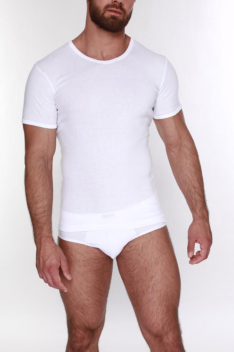 Футболка мужская Torro, цвет: белый. TMF503. Размер XXXL-B (56B)TMF503Мужская футболка Torro, изготовленная из натурального хлопка,мягкая и приятная на ощупь, не сковывает движения, обеспечивая наибольшийкомфорт.Модель с короткими рукавами и круглым вырезом горловины.Эта футболка - практичная вещь, которая, несомненно, впишется в ваш гардероб, вней вы будете чувствовать себя уютно и комфортно.