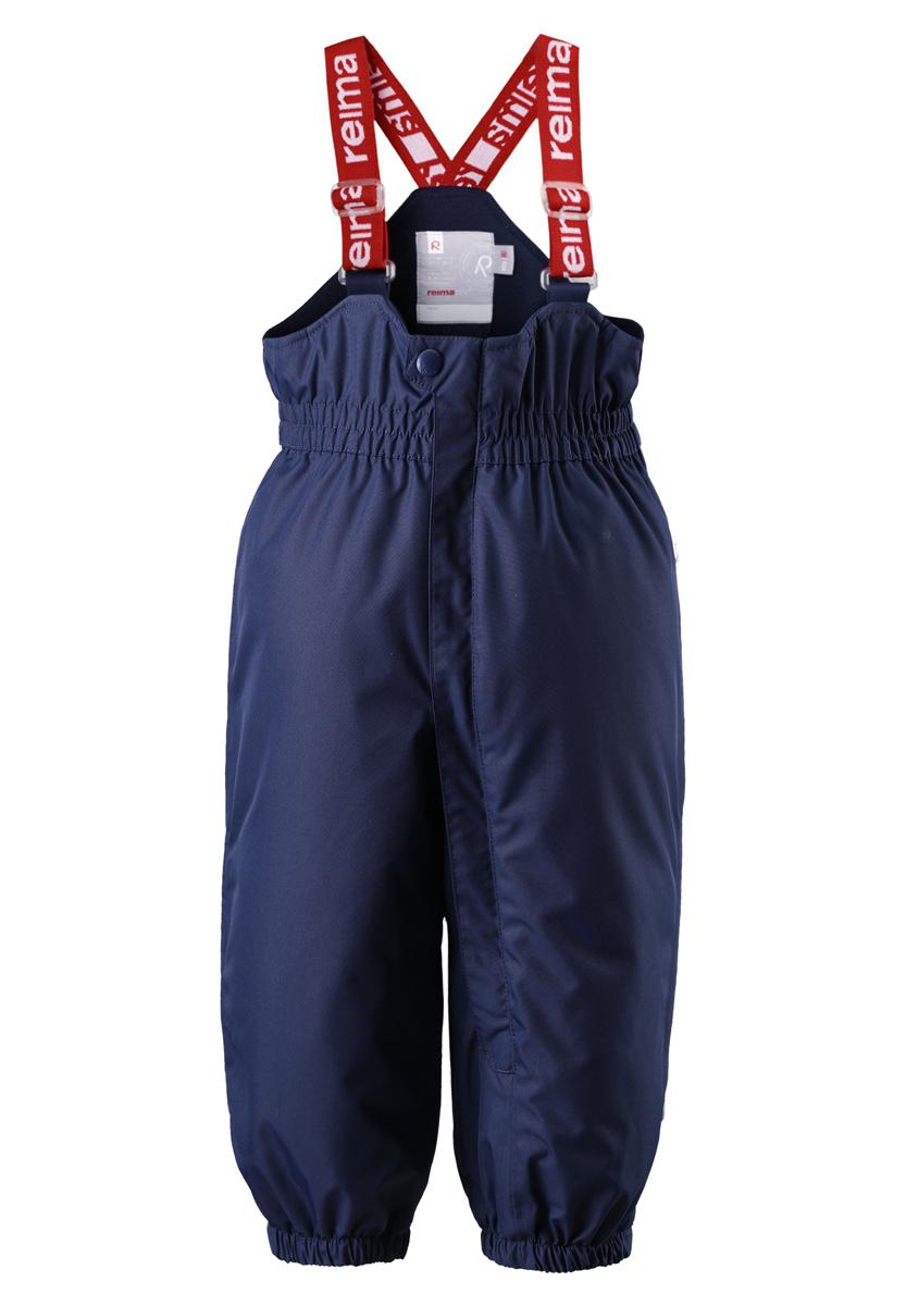 Брюки детские Reima Stockholm, цвет: синий. 512082-6980. Размер 74