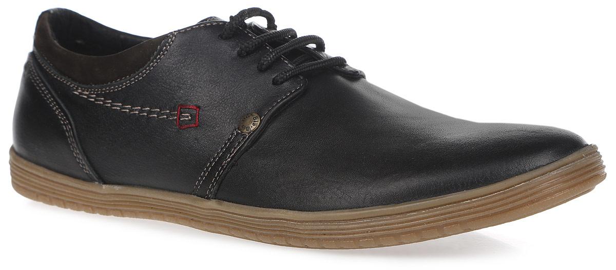 Полуботинки для мальчика Зебра, цвет: черный. 10229-1. Размер 4110229-1Стильные полуботинки от Зебра займут достойное место среди коллекции обуви вашего мальчика. Модель выполнена из натуральной кожи. Подъем оформлен шнуровкой, которая надежно зафиксирует обувь на ноге. Внутренняя поверхность и стелька, изготовленные из натуральной кожи, обеспечат ногам комфорт и уют. Стелька дополнена супинатором с перфорацией, который обеспечивает правильное положение стопы ребенка при ходьбе и предотвращает плоскостопие. Подошва с рифлением гарантирует отличное сцепление с любой поверхностью. Трендовые полуботинки придутся по душе вашему мальчику.