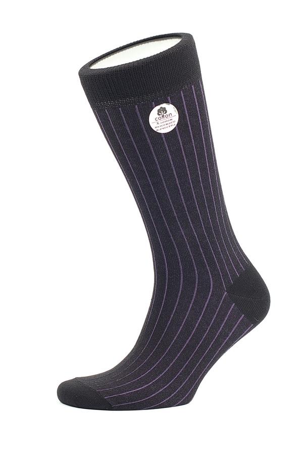Носки мужские Uomo Fiero, цвет: черный. MS055. Размер 25 (39/41)MS055Мужские носки Uomo Fiero превосходного качества, изготовленные из высококачественного комбинированного материала, очень мягкие и приятные на ощупь, позволяют коже дышать. Эластичная резинка плотно облегает ногу, не сдавливая ее, обеспечивая комфорт и удобство. Носки обладают повышенной прочностью, не подвержены усадке. Модель с удлиненным паголенком.Идеальное сочетание практичности, комфорта и элегантности!